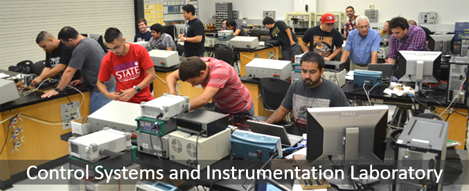 Control Systems and Instrumentation Laboratory