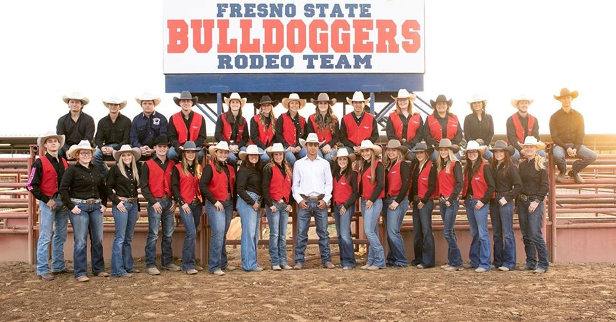 Rodeo Team Photo