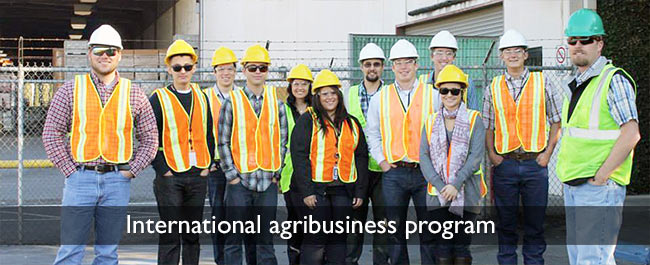 industrial agribusiness program
