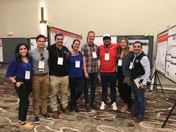 2019 ASEV National Conference Fresno State faculty staff students